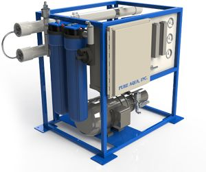 Do all reverse osmosis systems require chemical cleaning?