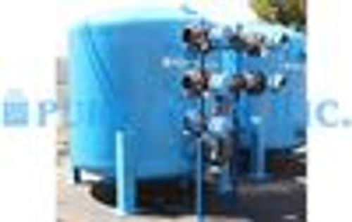 أنظمة التناضح العكسي المالحة لمعالجة الأغذية 2 × 410،000 GPD - مصر