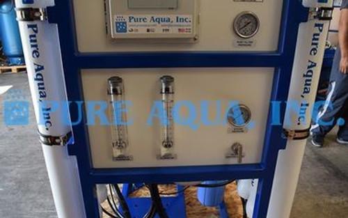 نظام التناضح العكسي التجاري للري (تخفيض SAR) - 15000 GPD - الولايات المتحدة الأمريكية