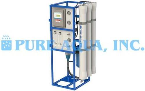 نظام RO التجاري لمخزن المياه 4500 GPD - كولومبيا