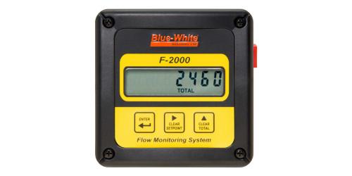 مقياس الجريان الأزرق والأبيض F-2000