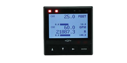 جهاز إرسال Signet 9950 ثنائي القناة