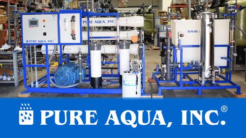 نظام تحلية المياه بالتناضح العكسي للاستخدام البحري