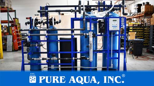 نظام تحلية المياه بالتناضح العكسي للاستخدام البحري 90 م 3 / يوم - غانا