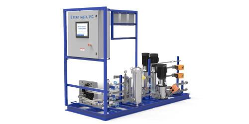 أجهزة التبادل الأيوني للمياه  الكهربائي