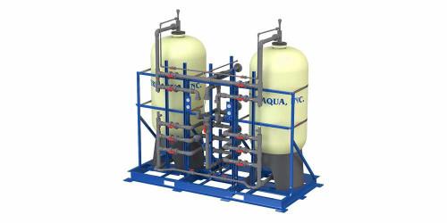 انظمة ما قبل معالجة المياه بنظام التناضح العكسى