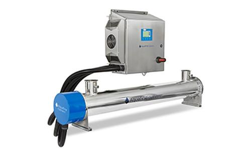 أجهزة تعقيم المياه بالأشعة فوق البنفسجية للأغراص الصناعية