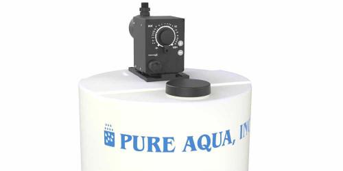 أنظمة مضخات الجرعات الكيميائية  لتعقيم المياه