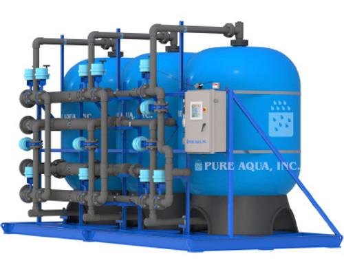 مرشحات كربون المياه المنشط صناعيا