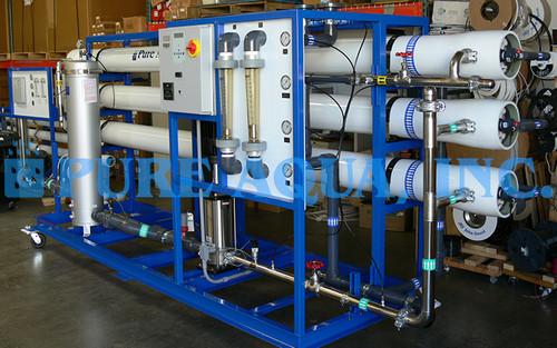 نظام التناضح العكسي للمياه المالحة 108,000 غالون فى اليوم - الولايات المتحدة الأمريكية