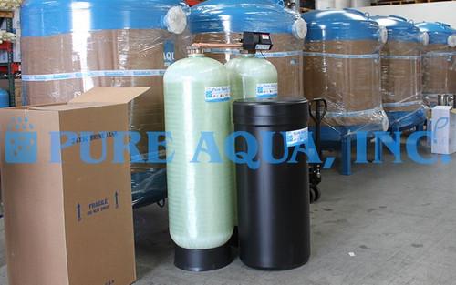 35,000 GPD نظام إزالة عسر المياه الولايات المتحدة الأمريكية