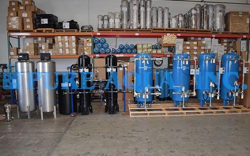 نظام فلترة المياه للأغراض التجارية - إثنان 35 جالون في الدقيقة - الكويت