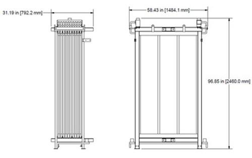 HYDRAsub HSM250-ES Membrane
