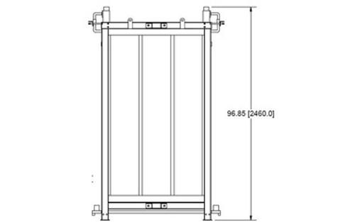 HYDRAsub HSM500-ES Membrane