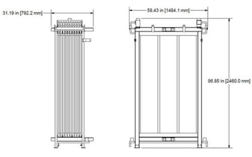 HYDRAsub MAX HSMM400-ES Membrane