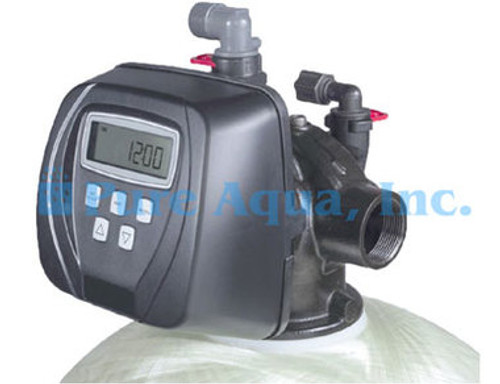 صمام تحكم وتصفية المياه وازالة العسر مع كلاك WS1.5CI