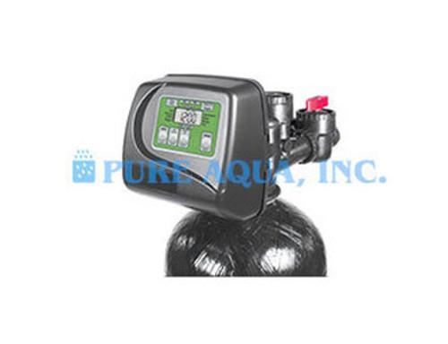 صمام تحكم وتصفية المياه وازالة العسر مع كلاك WS1SP