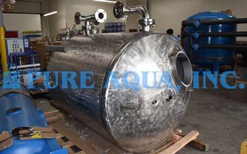 البخار فلتر الكربون المطهر 80 GPM - الإمارات العربية المتحدة
