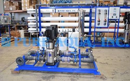 وحدة RO الصناعية 173،000 GPD – قطر