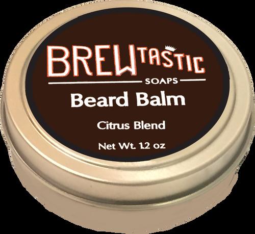Citrus Blend Beard Balm