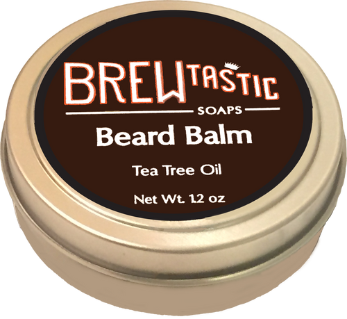 Tea Tree Beard Balm