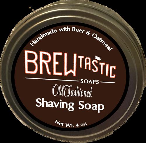 Beer & Oatmeal Shaving Soap
