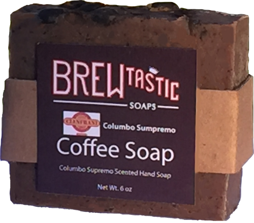 Made with local Texas coffee beans, this soap bar is envied by many. Beaming a strong and dark-roast coffee scent, the real caffeinated grounds are thought to detox your skin and provide gentle exfoliation. Truly a luxurious bar, you'll love the soft and rejuvenating sensation.