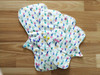 Hemp Organic Cotton Menstrual pads bundle