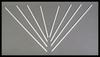 BANNER BRACKET REPLACEMENT RODS (FIBERGLASS SHOWN HERE)