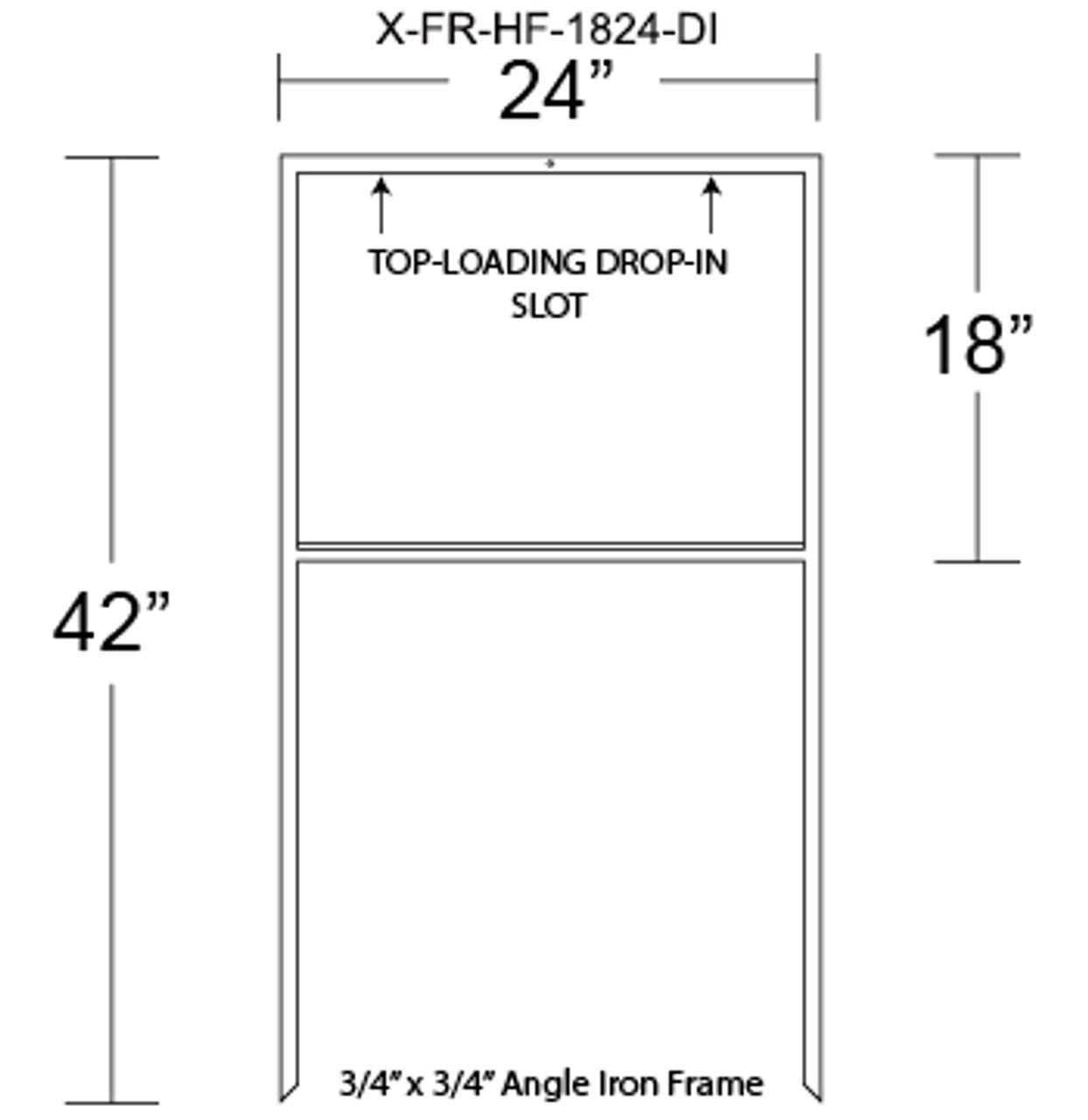 X-FR-HF-1824-DI