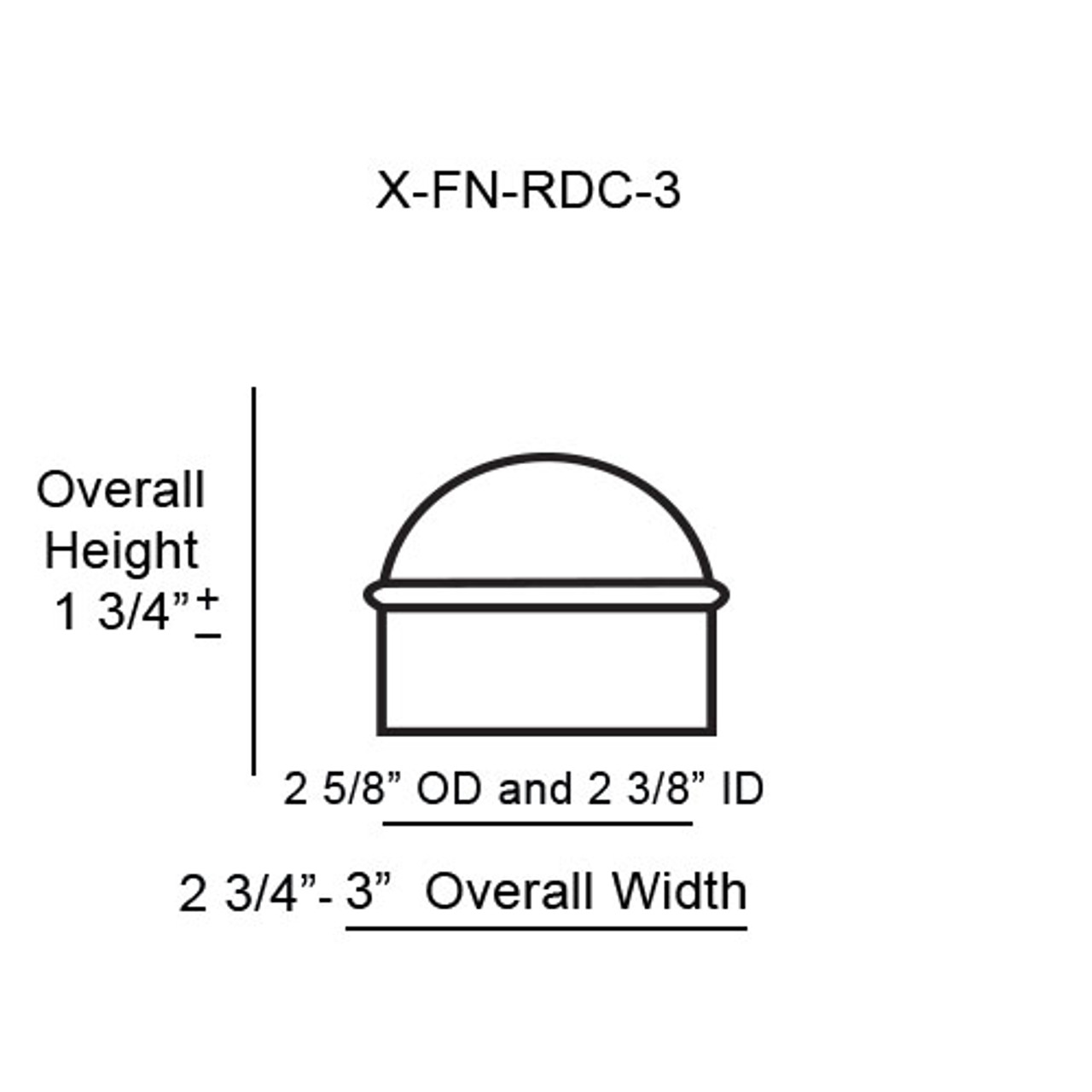 X-FN-RDC-3