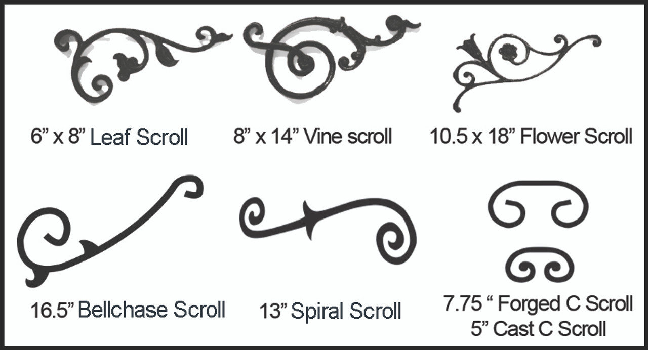 Neighborhood and Street Name Sign Bracket - Oval and Chamfered Street Name Paddles
