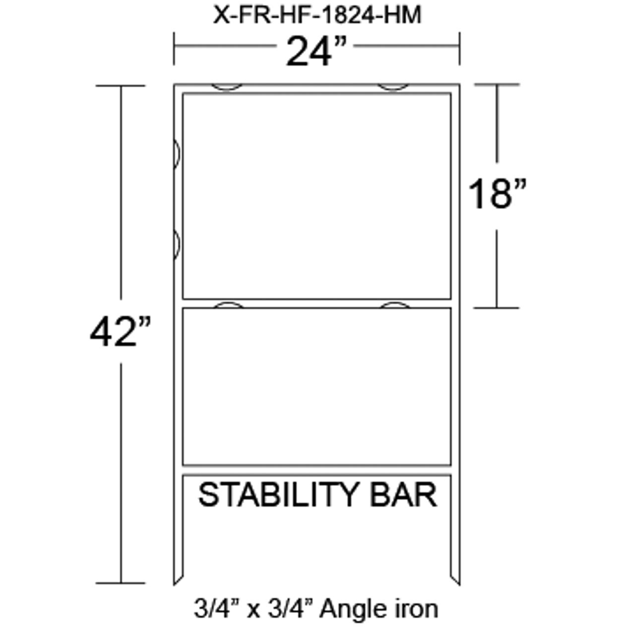 X-FR-HF-1824-HM