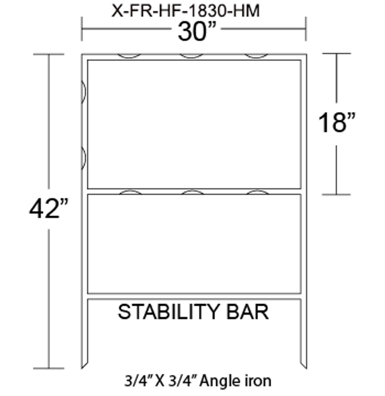 X-FR-HF-1830-HM