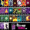 Bundle: Set of The Deck of Many