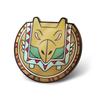 Saddlebag Enamel Pin Preorder