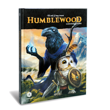 Humblewood Campaign Setting Book