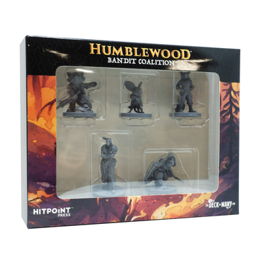 Humblewood Minis: Bandits of the Wilds
