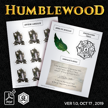 Humblewood Resources 1.0 PDF