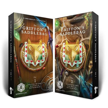 Bundle: The Griffon's Saddlebag Vol 1 & 2