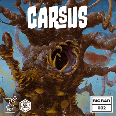 Big Bad Booklet 002 Carsus PDF