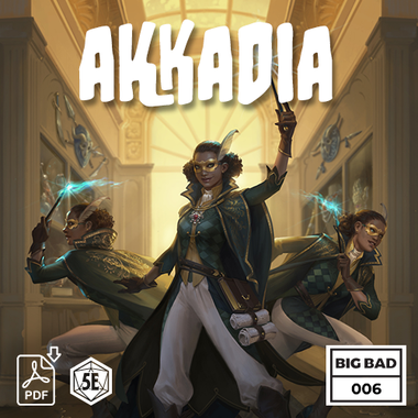 Big Bad Booklet 006 Akkadia PDF
