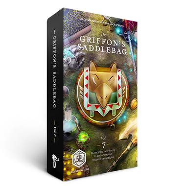 The Griffon's Saddlebag: Vol. 7