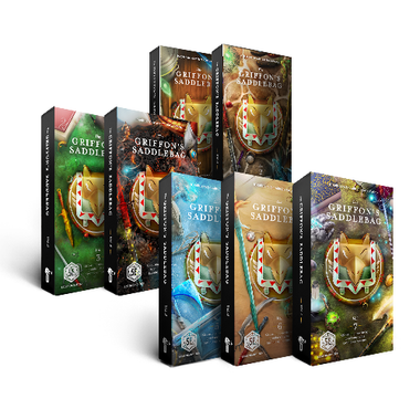 Bundle: The Griffon's Saddlebag Vol 1 -7