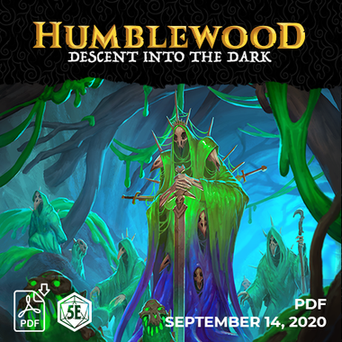 Humblewood: Descent into the Dark v0.5 (PDF)