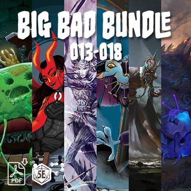 Big Bad Bundle (013-018) (PDF)