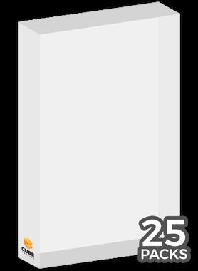 Clear Cubeamajigs 25 Set
