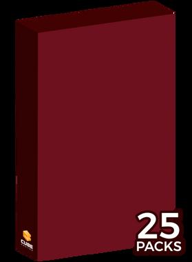 Maroon Cubeamajigs 25 Set