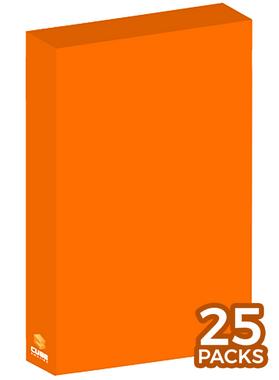 Orange Cubeamajigs 25 Set