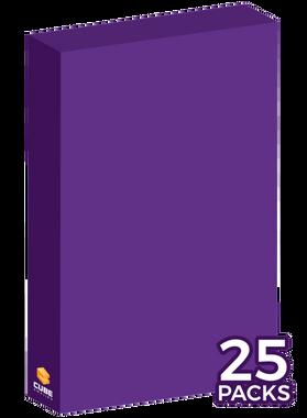 Purple Cubeamajigs 25 Set